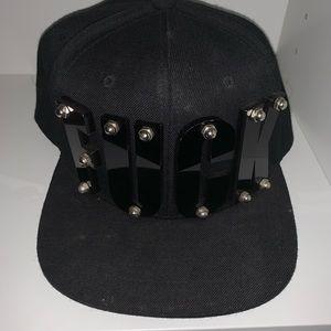 Paislee F.U.C.K fitted cap / hat